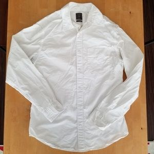 GAP white cotton shirt